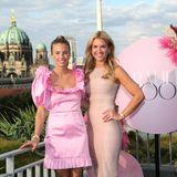 Frauen100: Felicitas Karrer und Janina Hell