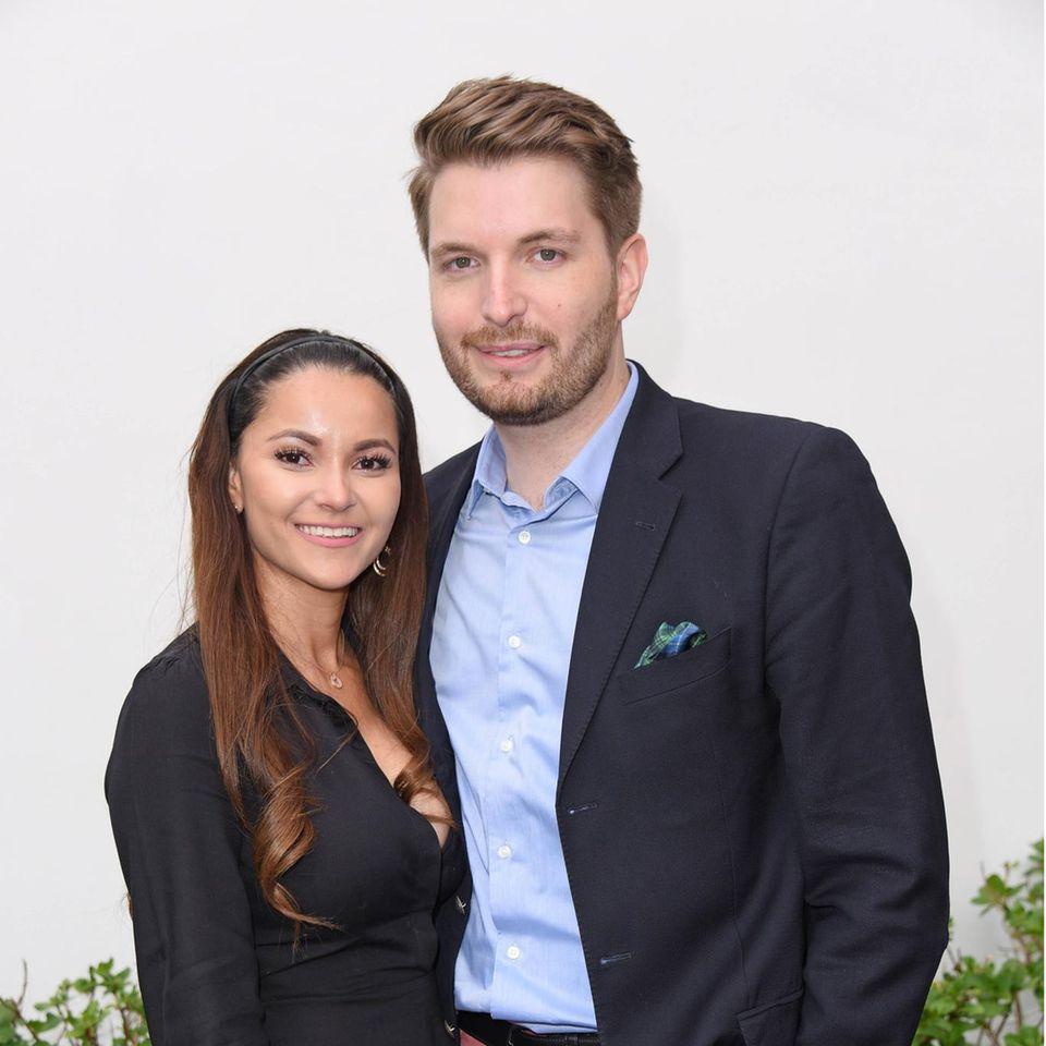 Kattia Vides und Patrick Weilbach
