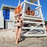 Viktoria Lauterbach macht Urlaub in Griechenland