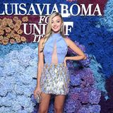Ann-Sophie Thieme besucht die Sommer-Gala von LuisaViaRoma und Unicef auf Capri