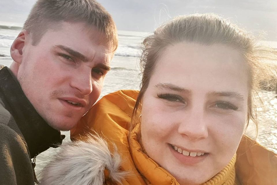 Peter und Sarafina Wollny