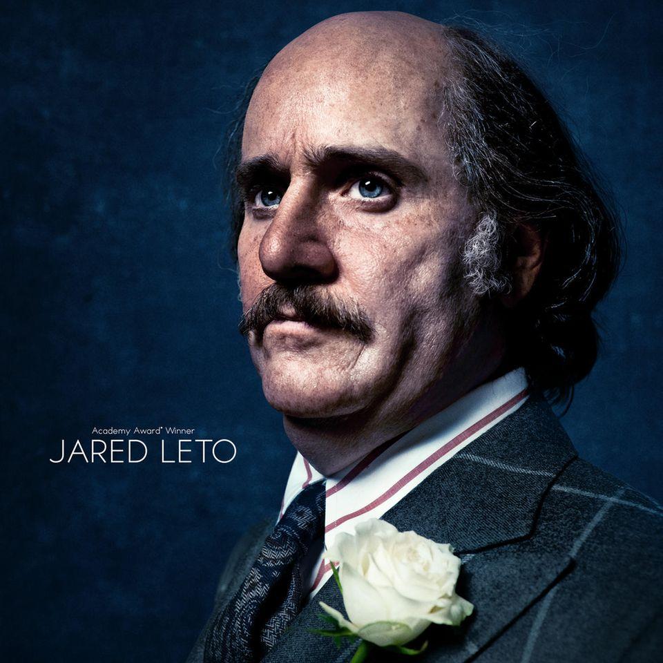 Jared Leto: Hätten Sie den Schauspieler wiedererkannt?