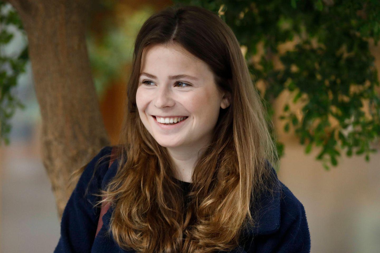 Luisa Neubauer Die Klima Aktivistin Ist Von Prinz William Begeistert Gala De