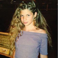 Jugendfotos der Stars: Susan Sideropoulos