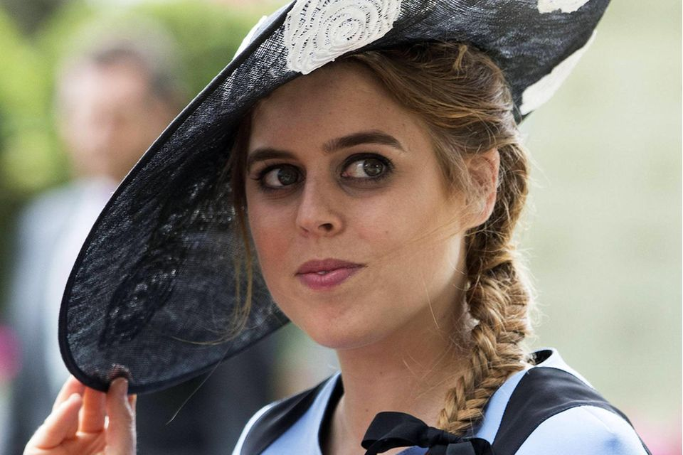 Prinzessin Beatrice besucht Ascot