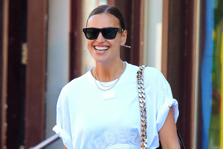 Irina Shayk: Einen solchen Look traut sich auch nur das Topmodel