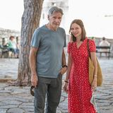 Gesichtet: Harrison Ford und Calista Flockhart in Dubrovnik