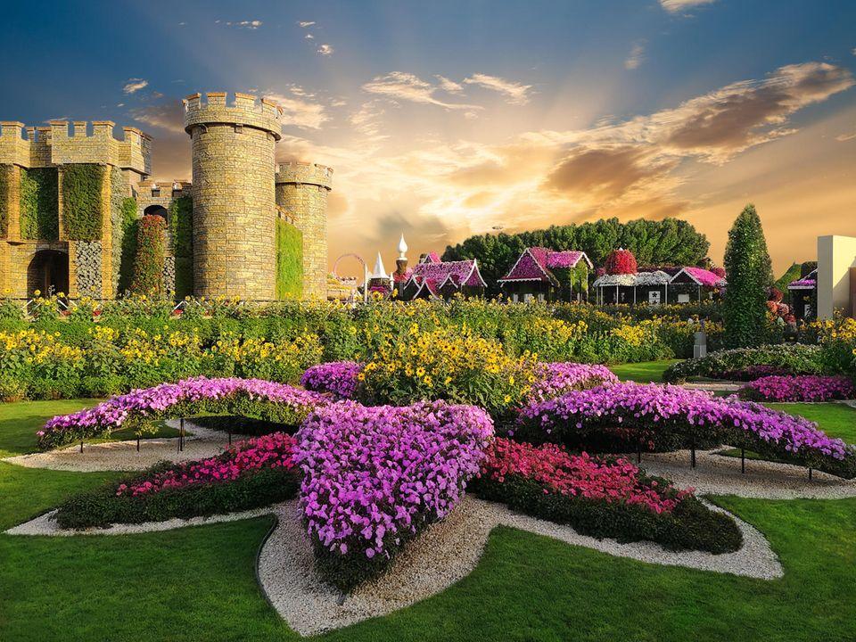 Duabi Geheimtipps: Miracle Garden