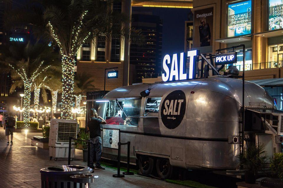 Dubai Geheimtipps: Food Truck Salt