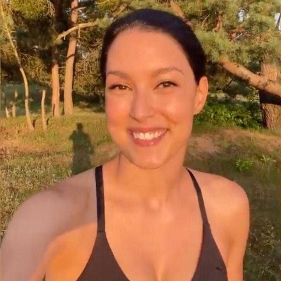 Erstes Workout nach vier Monaten Pause