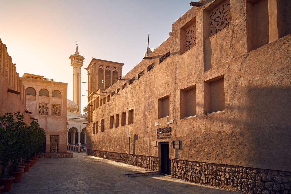 Dubai Geheimtipps: Altstadt
