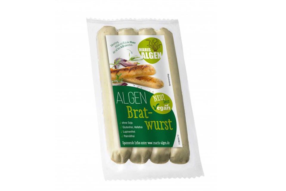 Algen Bratwurst von Viva Maris
