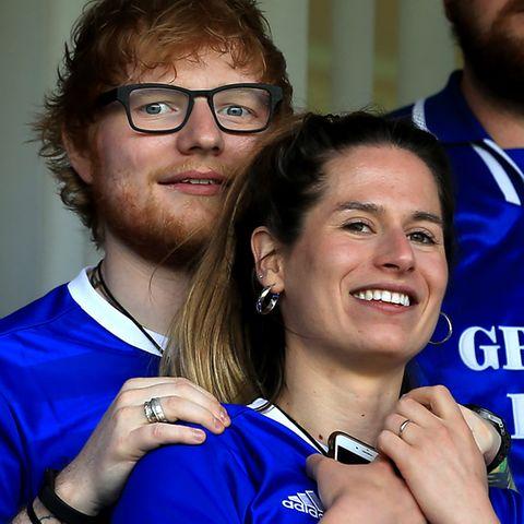 Ed Sheeran und Cherry Seaborn