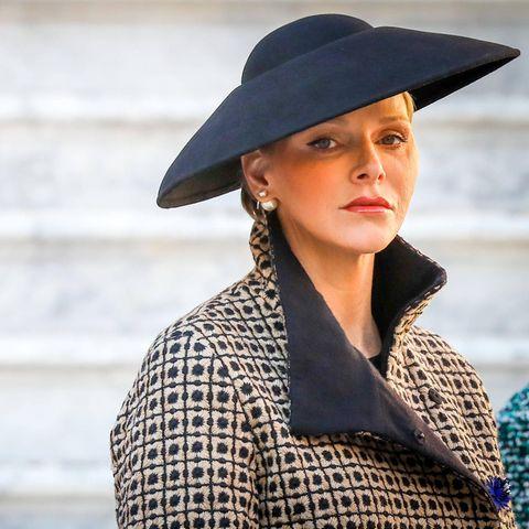 Fürstin Charlène von Monaco