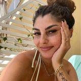 Yeliz Koc präsentiert ihren Instagram-Fans nicht nur ihr hübsches Lächeln, sondern auch ihren Babybauch. Doch die Nahaufnahme ihrer Babykugel sorgt für Furore.