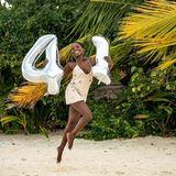 Nikeata Thompson feiert ihren 41. Geburtstag