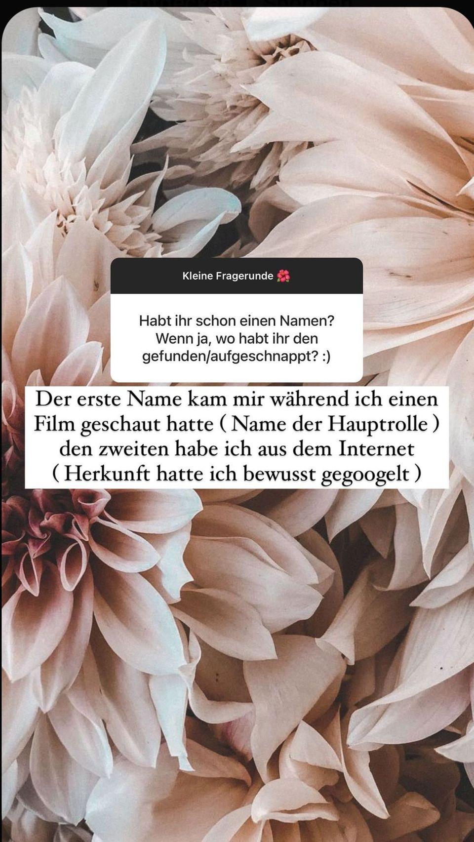 Yeliz Koc beantwortet Fragen ihrer Instagram-Follower:innen.