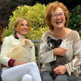 Geri Halliwell gratuliert ihrer Mama zum Geburtstag