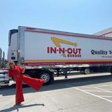 Mahlzeit: Katy Perry im Burger-Paradies