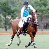 Windsor RTK: Prinz Harry beim Polo-Event