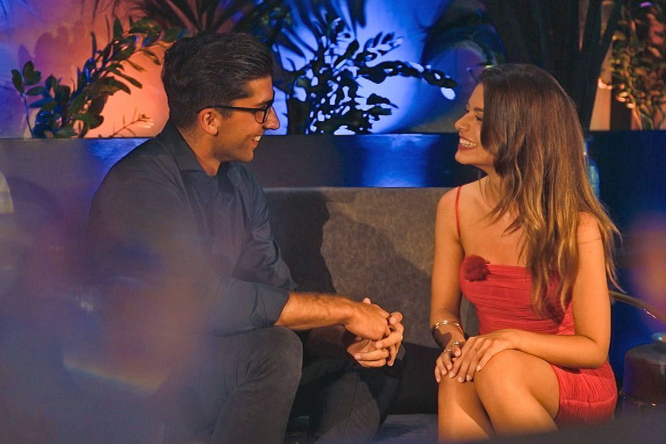 """Julian und Maxime bei """"Die Bachelorette"""" (bei RTL und TVNOW)"""