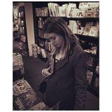 Cressida im Buchladen