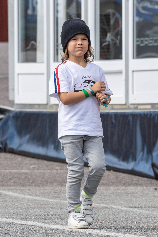 Prinz Alexander hat das Fashion-Gen seiner Eltern geerbt.