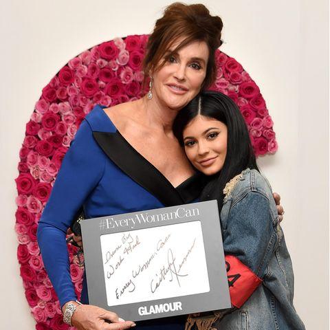 Caitlyn Jenner, Kylie Jenner