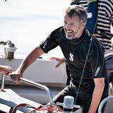 RTK: Prinz Frederik an Board für Markierungsprojekt