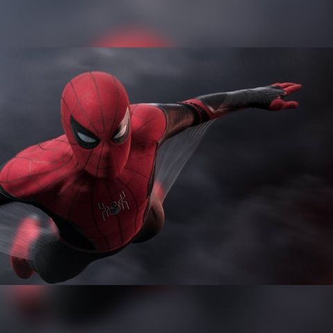 """Tom Holland in """"Spider-Man: Far From Home"""" (2019)"""