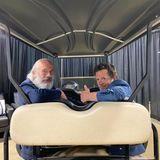 Reunion: Michael J. Fox und Christopher Lloyd
