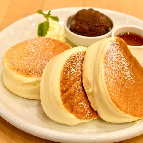 Fluffiges Frühstück