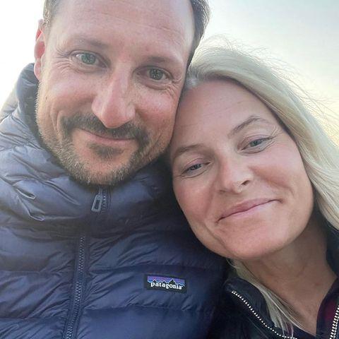 Norwegen Royals: Prinz Haakon und Mette-Marit feiern 20. Hochzeitstag