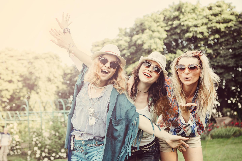 Horoskop: Drei Frauen