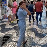 Mandy Capristo in Portugal