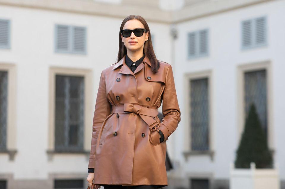 Gabbi Tasche Trend 2021: Die beliebteste Tasche der Stars, Irina Shayk
