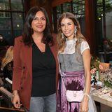 Kinga´s Wiesn-Dinner:  Duezen Tekkal und Cathy Hummels, Gäste