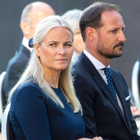 Prinzessin Mette-Marit und Prinz Haakon
