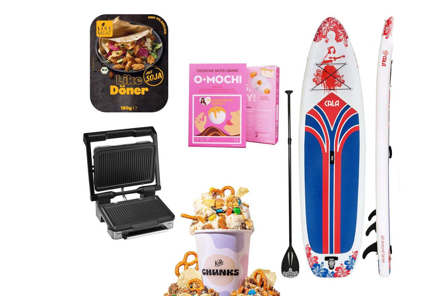Unsere 5 Lifestyle Musthaves im August
