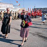 RTK: Königin Margrethe auf Sommertour mit ihrer Königsjacht