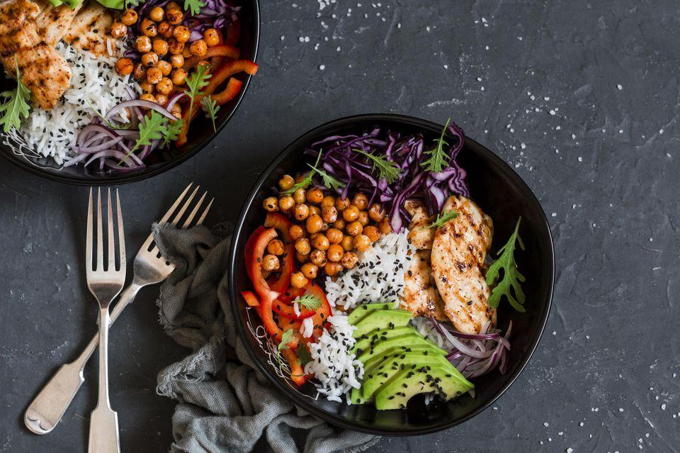 Real Omnivores: Essen auf Tellern