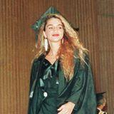 Rania Yassin bei ihrer Abschlussfeier in Kairo