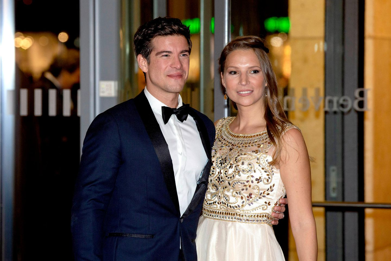 Philipp Danne und Viktoria Danne