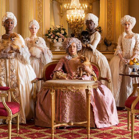 """Queen Charlotte aus der Netflix-Serie """"Bridgerton"""""""