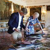RTK: Königin Margrethe übernimmt Szenografie bei Netflix Produktion