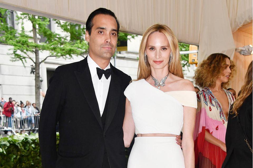 Andres und Lauren Santo Domingo sind nicht nur in der Welt der Mode und Musik gern gesehene Gäste. Das Society-Paar, das in New York lebt, hat Royal- und Starfreunde auf der ganzen Welt.