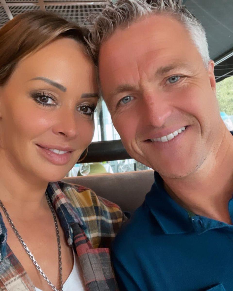 Gezwitscher: Cora und Ralf Schumacher treffen sich zum Lunch