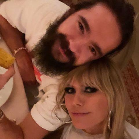 Tom Kaulitz und Heidi Klum
