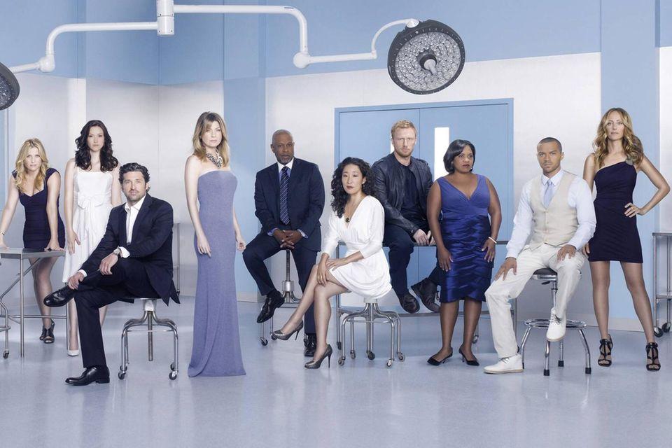 """Cast von """"Grey's Anatomy"""""""