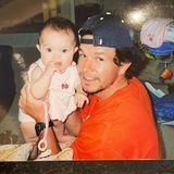 Familienbande: Mark Wahlberg postet ein Foto von sich und seiner Tochter Ella